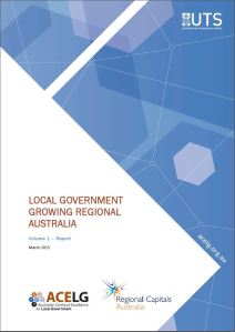 LG Growing Regional Australia vol 1 cover