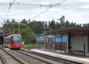 Sydney's Dulwich Hill Light Rail