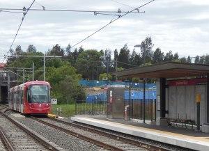 Sydney's Dulwich Hill Light Rail