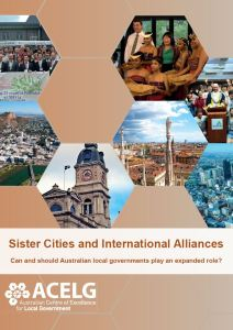 Sister Cities report cover